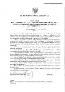Konk komisija M Simelionio gimnaz vad-1